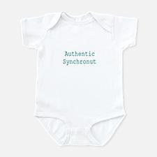 Synchro swimming Infant Bodysuit