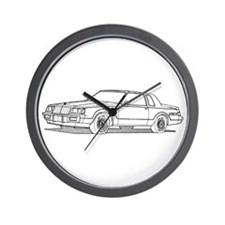 Grand National Wall Clock