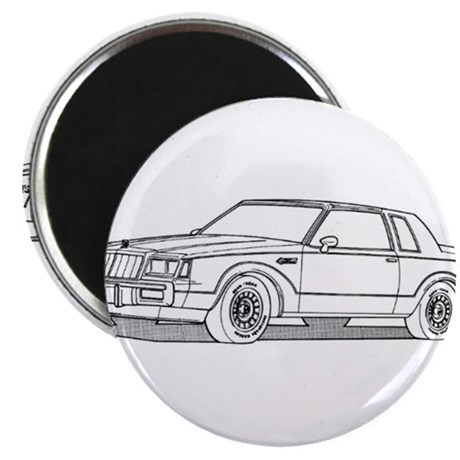 "Grand National 2.25"" Magnet (100 pack)"