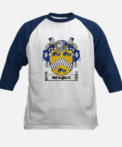 Reagan Coat of Arms Kids Baseball Jersey