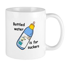 Bottled Water Mug