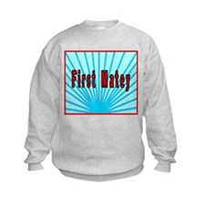 First Matey Sweatshirt