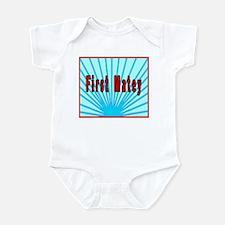 First Matey Infant Bodysuit
