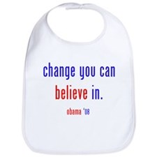 change you can believe in Bib