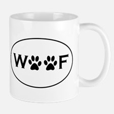 Woof Paws Mug