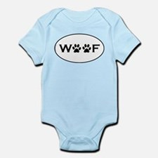 Woof Paws Infant Bodysuit
