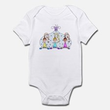 Yoga Trio Infant Bodysuit