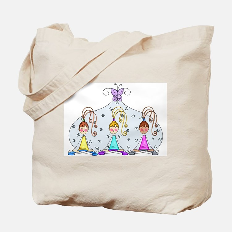 Yoga Trio Tote Bag