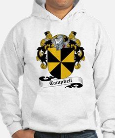 Campbell Family Crest Hoodie Sweatshirt