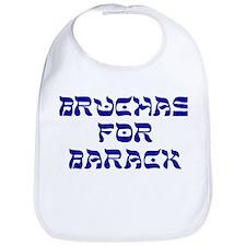 Bruchas for Barack Bib
