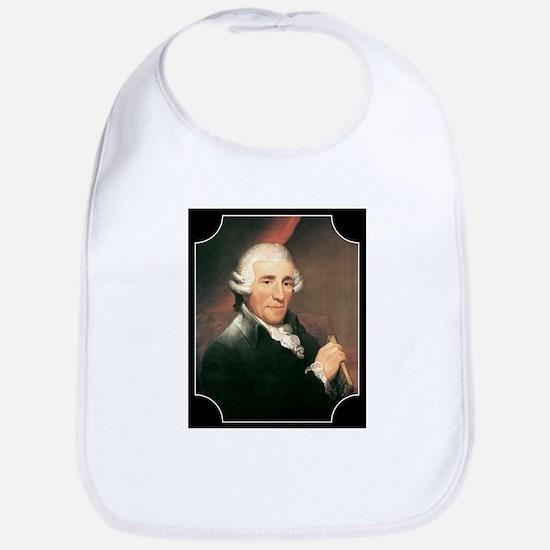 Josef Haydn Baby Bib