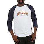 Mississippi Baseball Jersey
