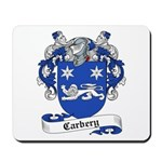 Carbery Family Crest Mousepad