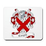 Cargill Family Crest Mousepad