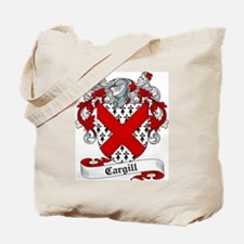 Cargill Family Crest Tote Bag