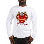 Carlyle Family Crest Long Sleeve T-Shirt