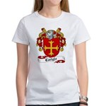 Carlyle Family Crest Women's T-Shirt