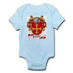 Carlyle Family Crest Infant Creeper