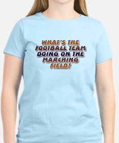 ... marching field T-Shirt