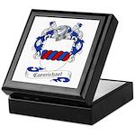 Carmichael Family Crest Keepsake Box