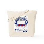 Carmichael Family Crest Tote Bag