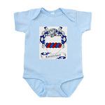 Carmichael Family Crest Infant Creeper