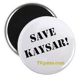 Save Kaysar Magnet Ten-Pack
