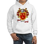 Carnes Family Crest Hooded Sweatshirt
