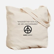 Ungovernable Tote Bag