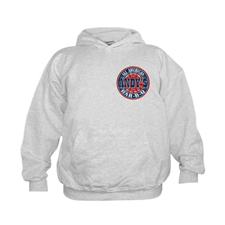 Andy's All American BBQ Kids Hoodie