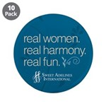 """Real Women 3.5"""" Button (10 pack)"""