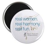 Real Women Magnet
