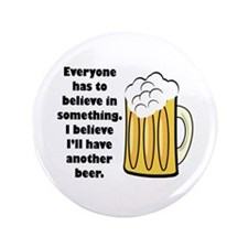"another beer 3.5"" Button"