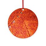 Cardi Ornament (Round)
