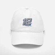 RaceFashion.com 12 Baseball Baseball Cap