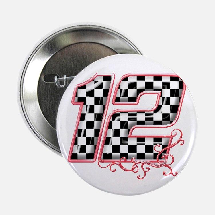 """RaceFashion.com 12 2.25"""" Button"""