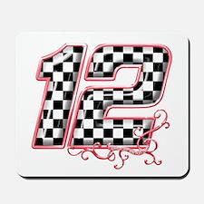 RaceFashion.com 12 Mousepad