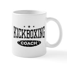 Kickboxing Coach Mug