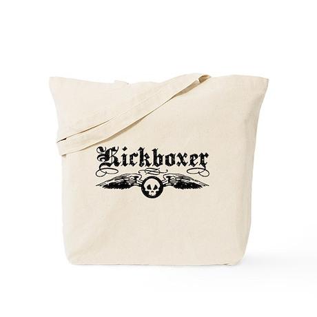Kickboxer Tote Bag