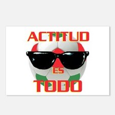 Actitud Es Todo Postcards (Package of 8)