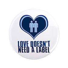 "Gay Guy Love 3.5"" Button"
