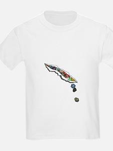 I Bleed Dice (No Text) T-Shirt