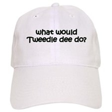 Tweedledee Baseball Cap