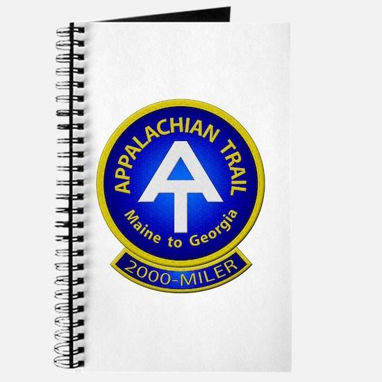 Appalachian Trail 2000-MILER Journal
