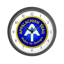 Appalachian Trail 2000-MILER Wall Clock