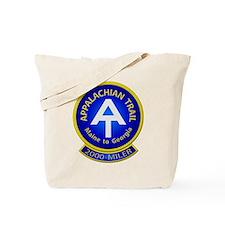 Appalachian Trail 2000-MILER Tote Bag