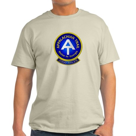 Appalachian Trail 2000-MILER Light T-Shirt