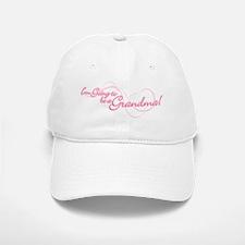 I'm Going To Be a Grandma Baseball Baseball Cap
