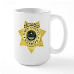 Knox County Sheriff Large Mug