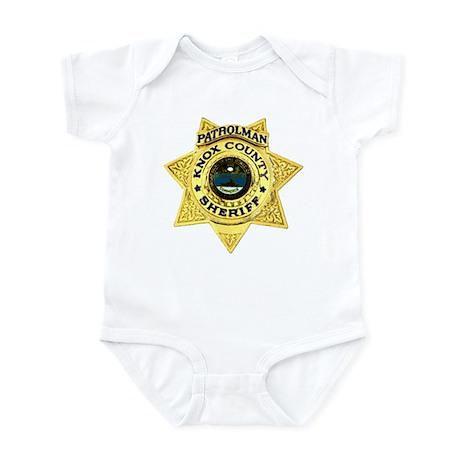 Knox County Sheriff Infant Bodysuit